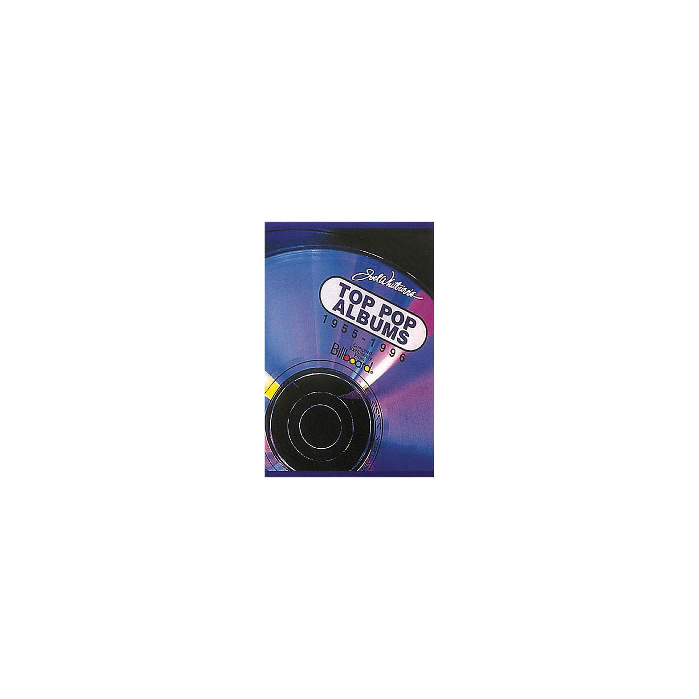 Hal Leonard Top Pop Albums 1955-1996 Hardcover Book thumbnail