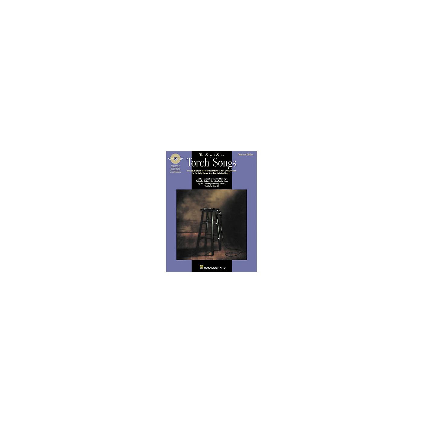 Hal Leonard Torch Songs - Women's Edition thumbnail