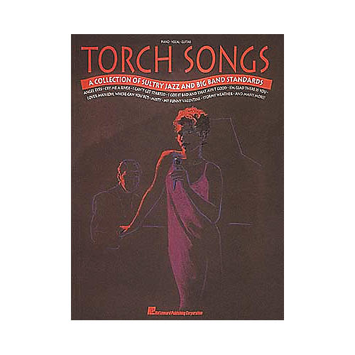 Hal Leonard Torch Songs Piano/Vocal/Guitar Songbook thumbnail