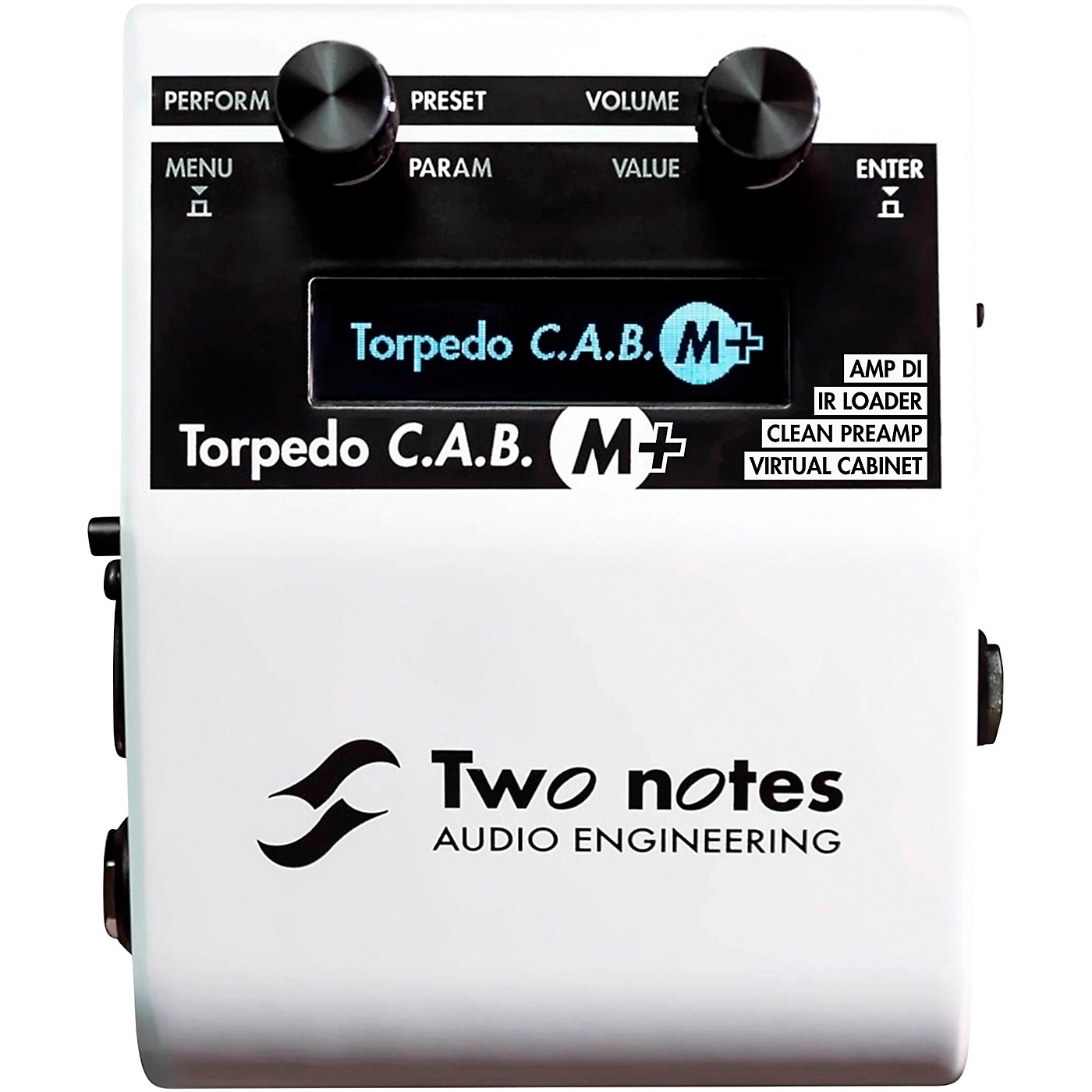 Two Notes Audio Engineering Torpedo C.A.B. M Speaker Simulator Effects Pedal thumbnail