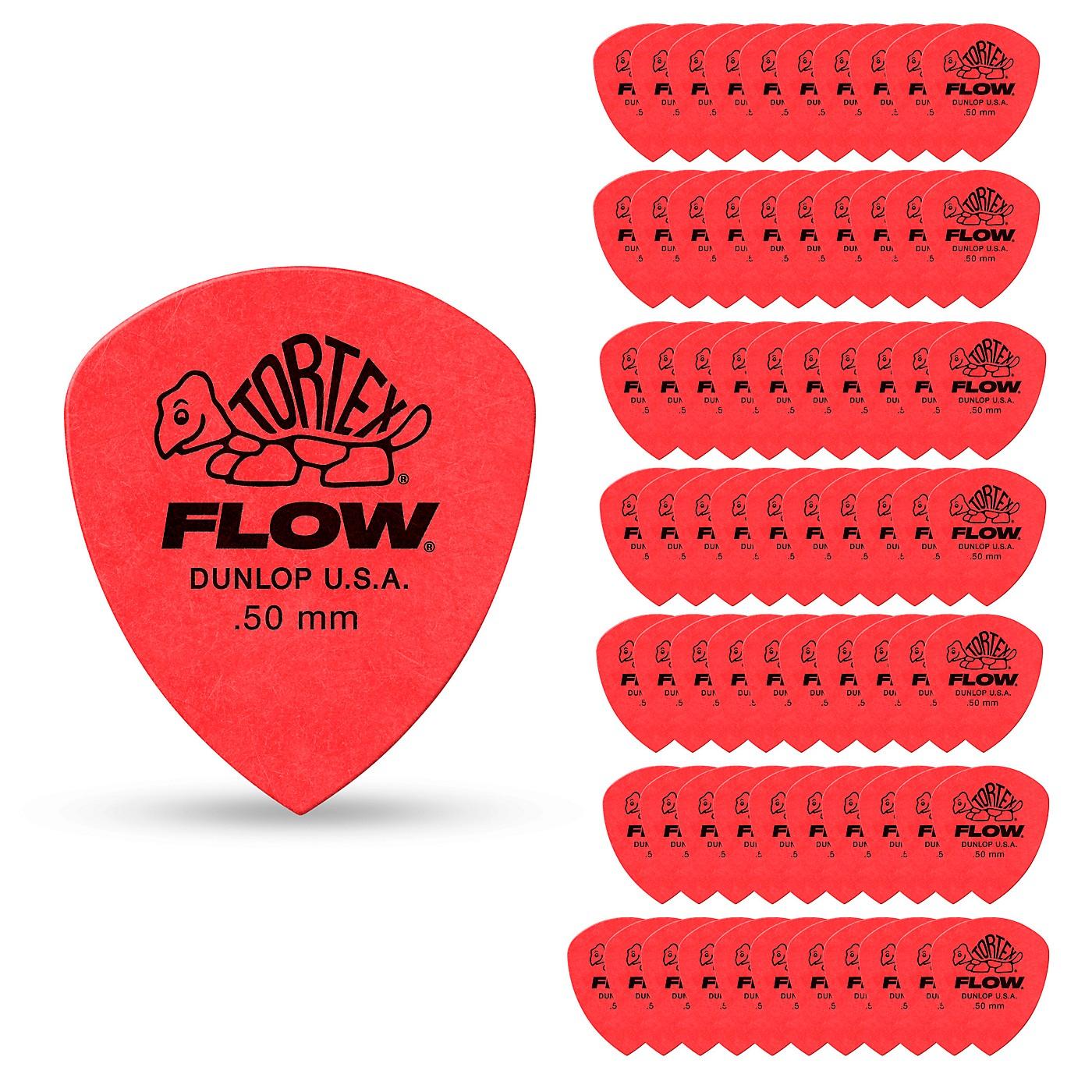 Dunlop Tortex Flow Guitar Picks STD PK-72 thumbnail