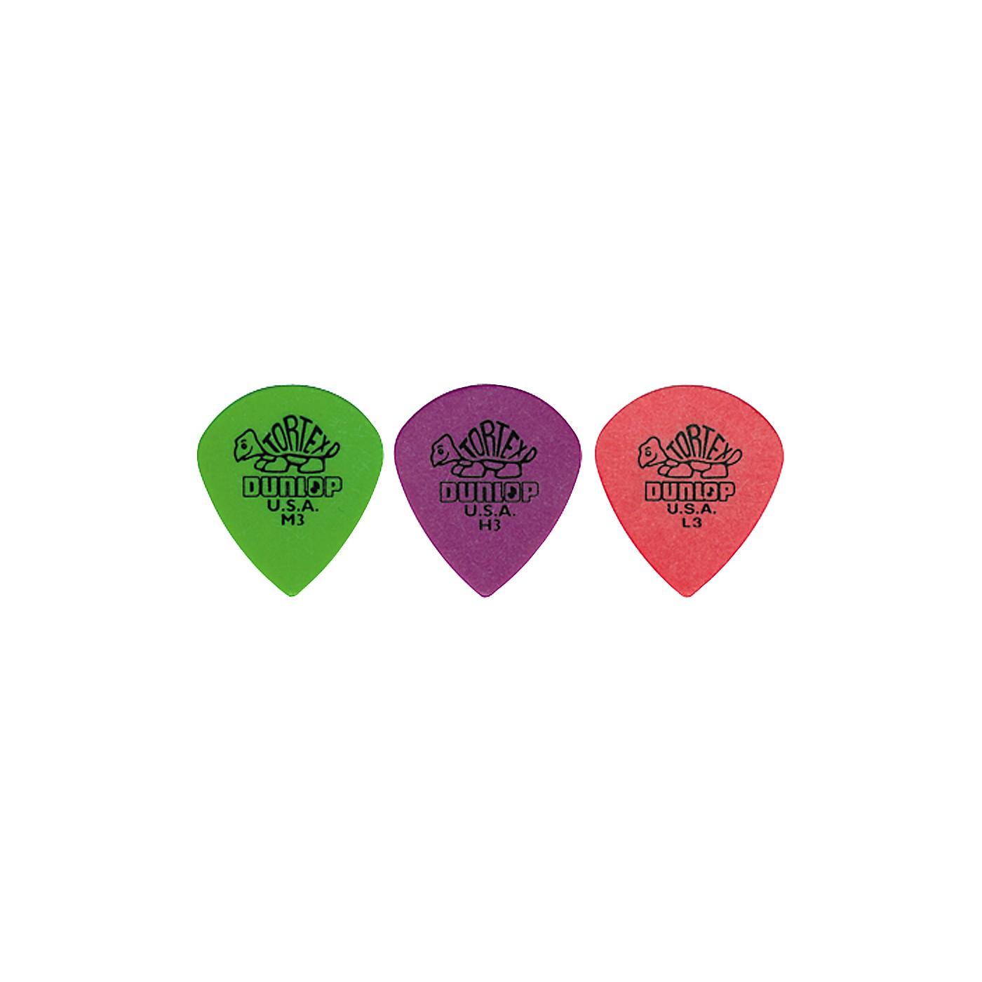 Dunlop Tortex Jazz Guitar Pick thumbnail