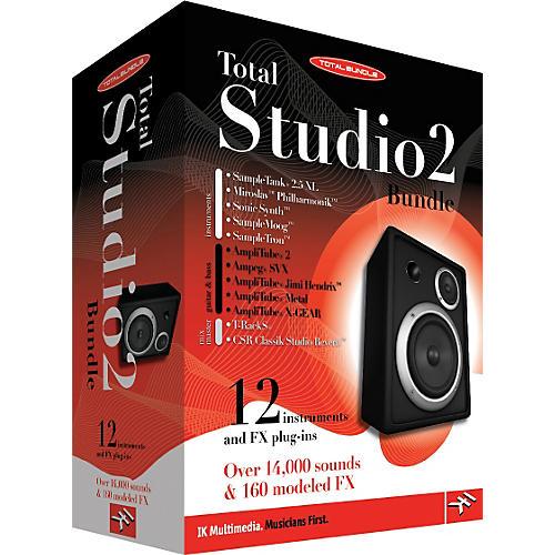 IK Multimedia Total Studio 2 Crossgrade thumbnail