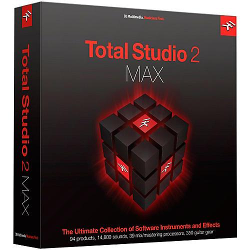 IK Multimedia Total Studio 2 MAX Upgrade from Total Studio MAX 1 thumbnail