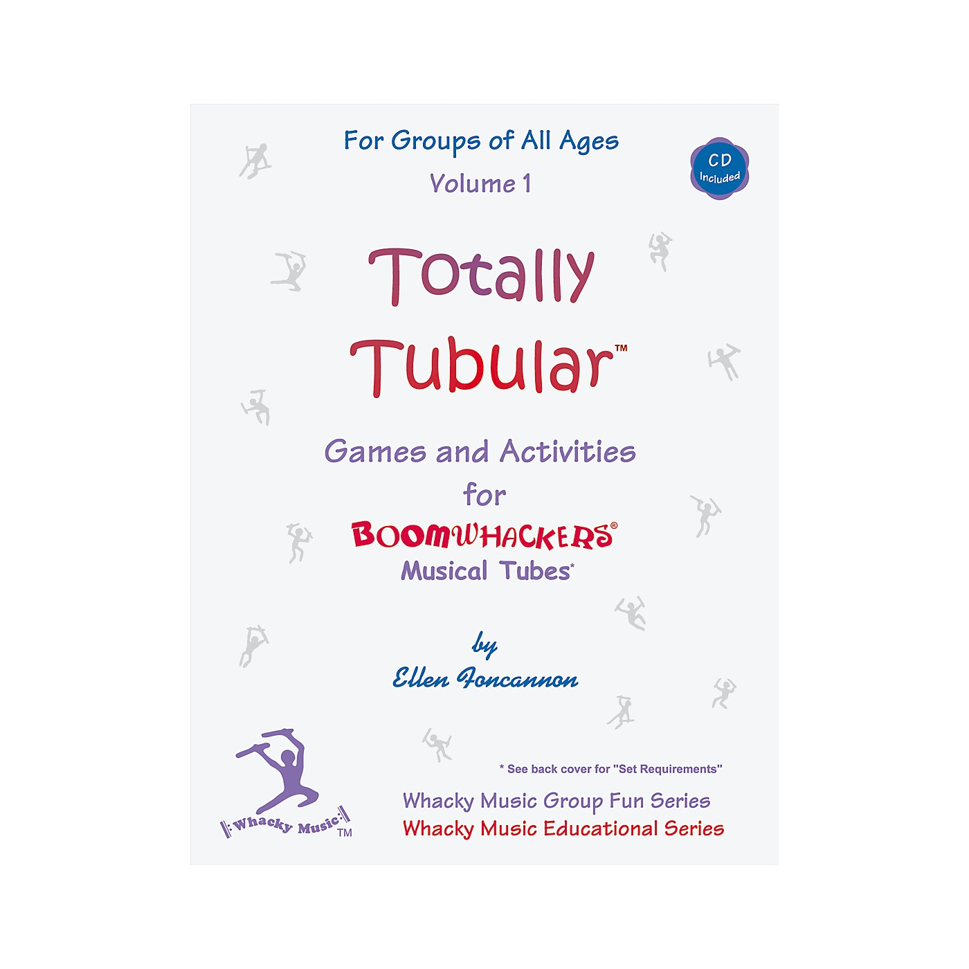 Boomwhackers Totally Tubular Volume 1 Book/CD thumbnail