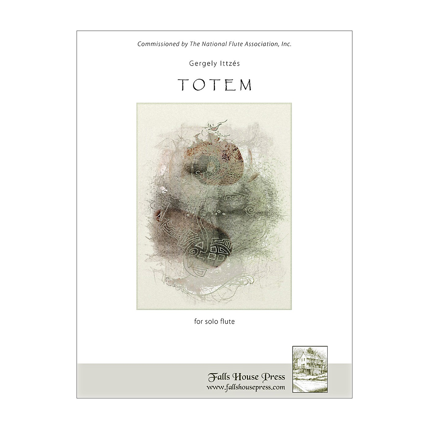 Theodore Presser Totem (Book) thumbnail