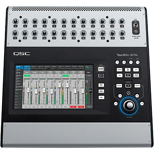 QSC TouchMix-30 Pro thumbnail