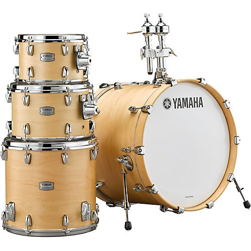 Yamaha Tour Custom Maple 4-Piece Shell Pack with 20 in. Bass Drum thumbnail