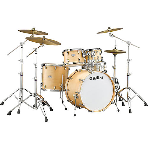 Yamaha Tour Custom Maple 4-Piece Shell Pack with 22 in. Bass Drum thumbnail
