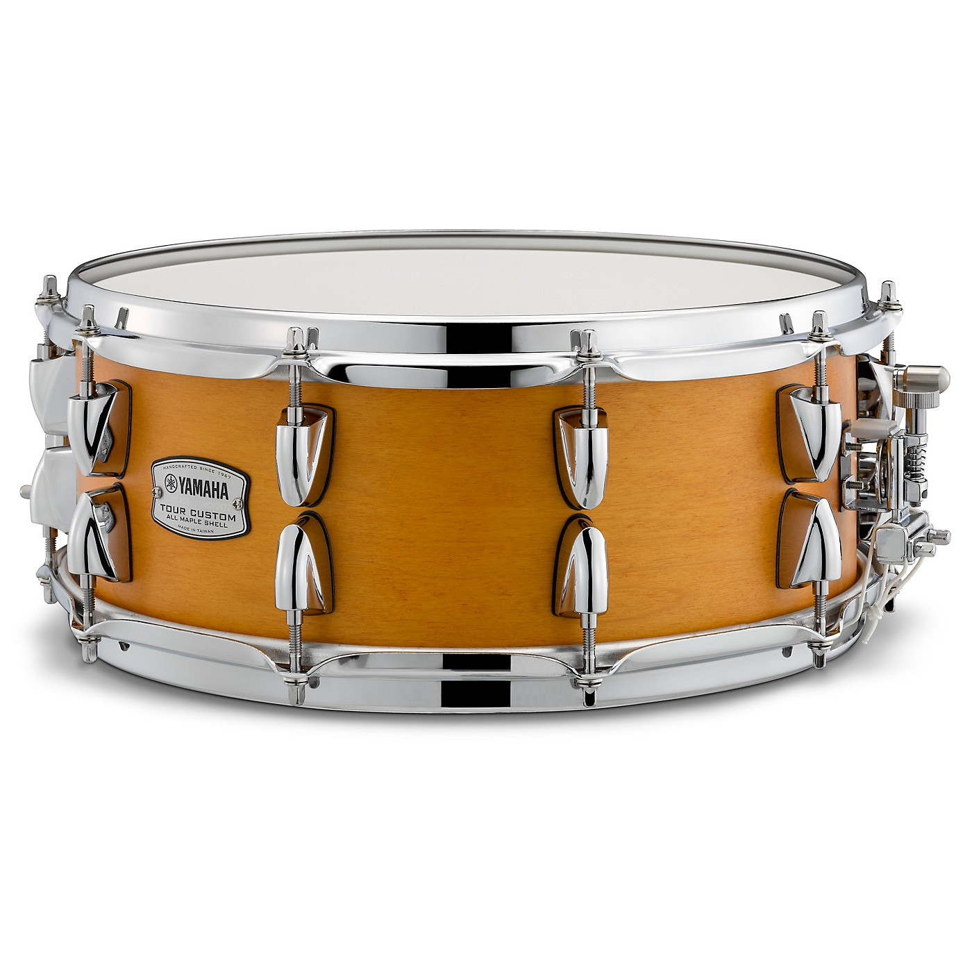 Yamaha Tour Custom Maple Snare Drum thumbnail