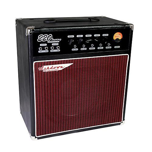 Ashdown Touring 220W 1x12 Tube Pre Bass Combo Amp-thumbnail