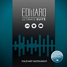Best Service Tovusound Edward Ultimate SUITE Foley Artist Virtual Instrument
