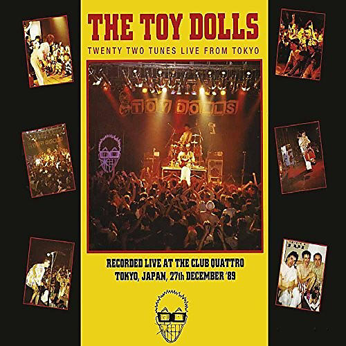 Alliance Toy Dolls - Twenty Two Tunes Live From Tokyo thumbnail