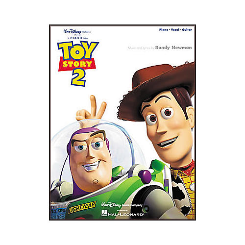 Hal Leonard Toy Story 2 Piano, Vocal, Guitar Songbook thumbnail
