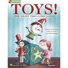 Hal Leonard Toys! (The Night They Come Alive!) CLASSRM KIT Composed by John Jacobson