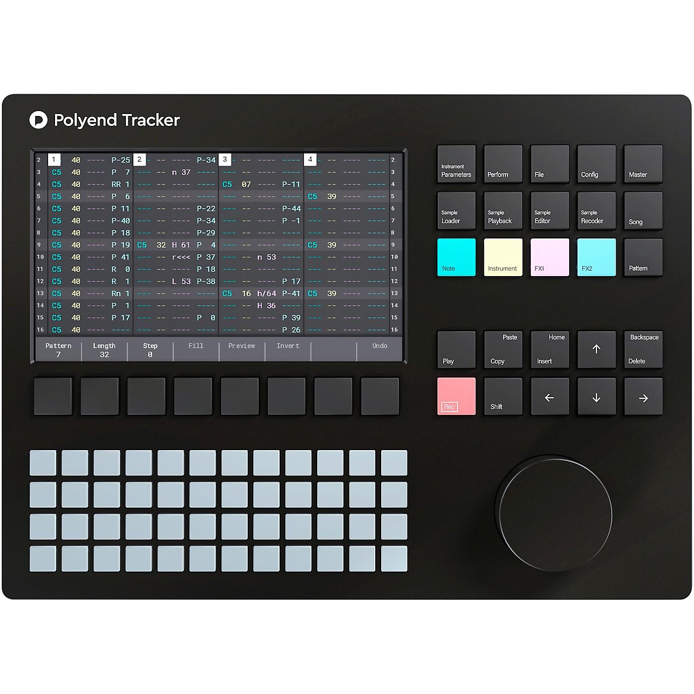 Polyend Tracker Standalone Audio Workstation thumbnail