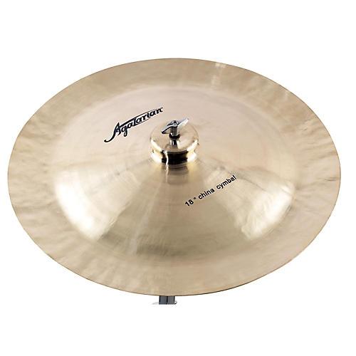 Agazarian Trad China Cymbal thumbnail