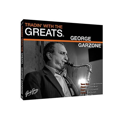 JodyJazz Tradin' With the Greats CD - George Garzone-thumbnail