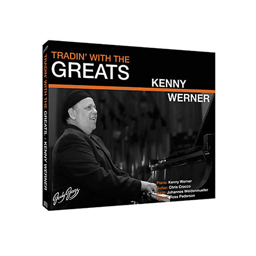 JodyJazz Tradin' With the Greats CD - Kenny Werner-thumbnail