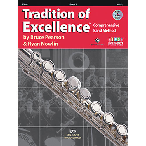KJOS Tradition Of Excellence Book 1 for Flute thumbnail