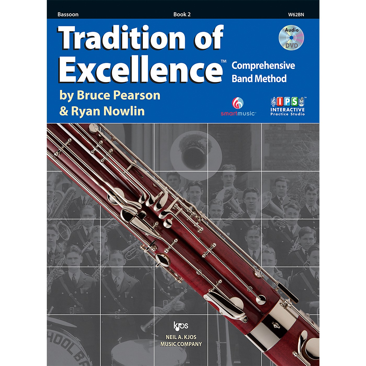 KJOS Tradition Of Excellence Book 2 for Bassoon thumbnail