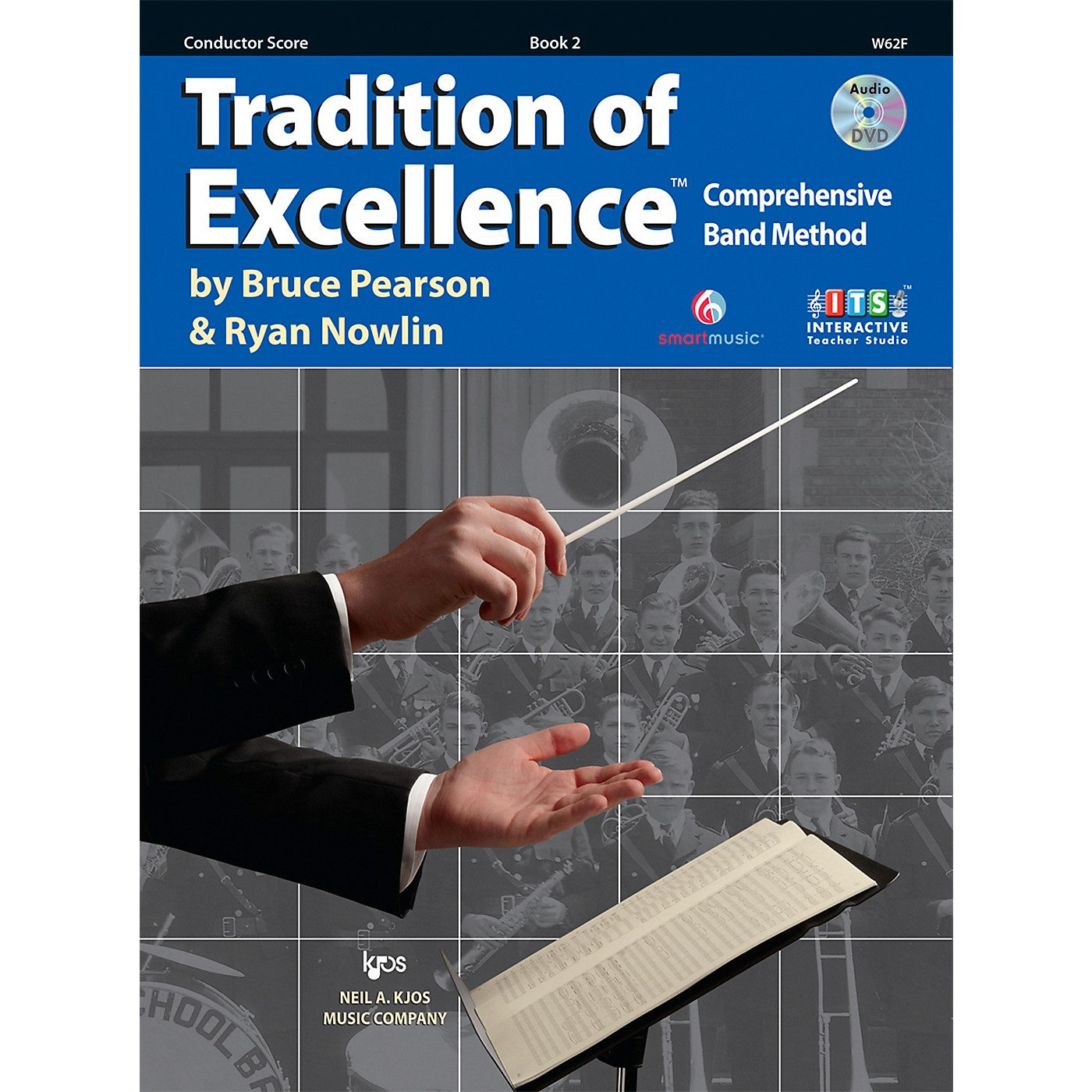 KJOS Tradition Of Excellence Book 2 for Conductor thumbnail