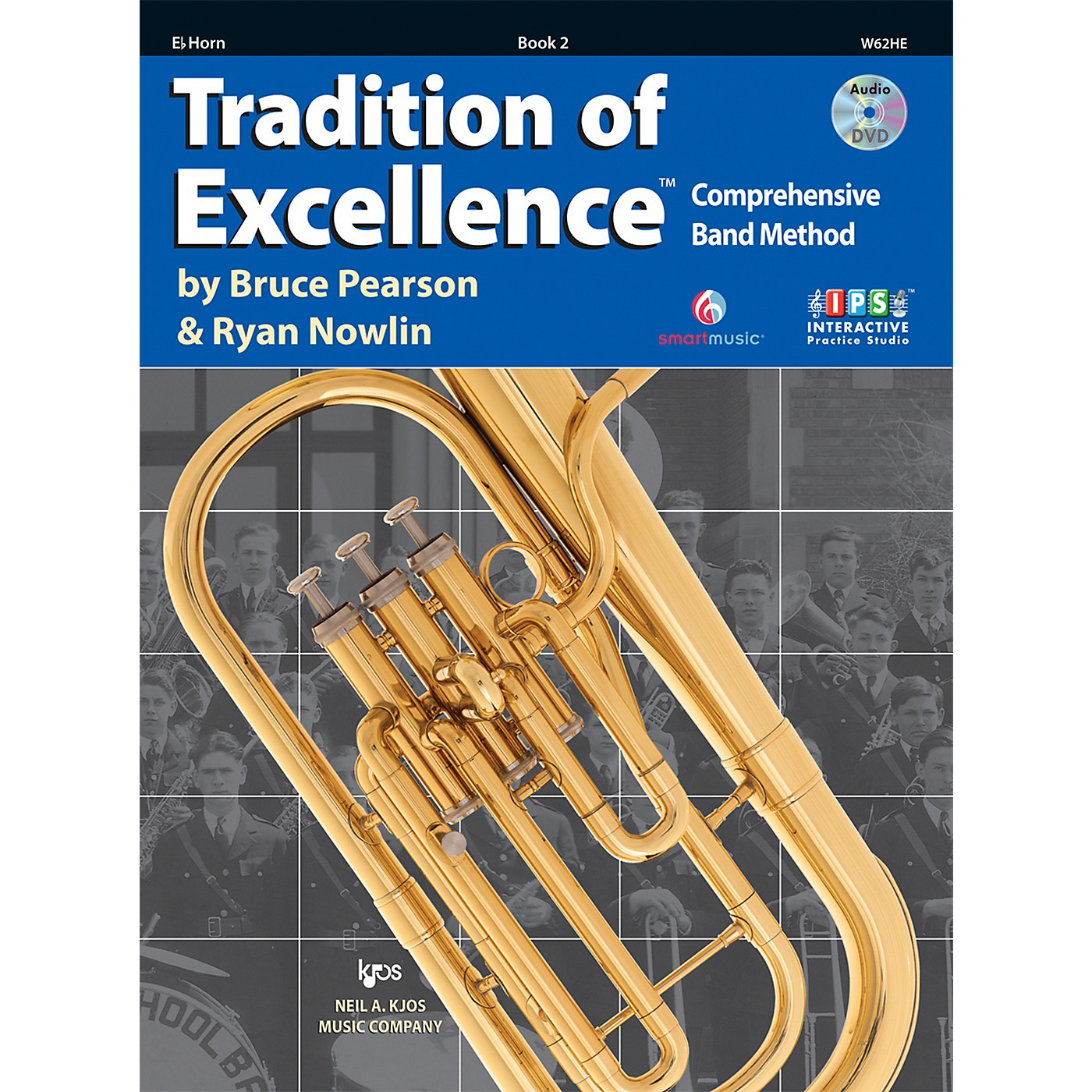 KJOS Tradition Of Excellence Book 2 for Horn E Flat thumbnail