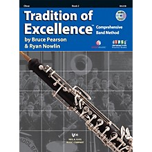 KJOS Tradition Of Excellence Book 2 for Oboe