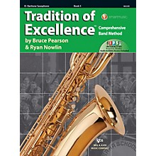 KJOS Tradition of Excellence Book 3 Bari sax