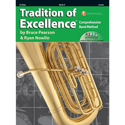KJOS Tradition of Excellence Book 3 Eb Tuba thumbnail