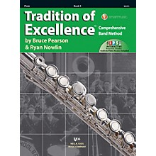 KJOS Tradition of Excellence Book 3 Flute