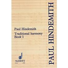 Schott Traditional Harmony Book 1