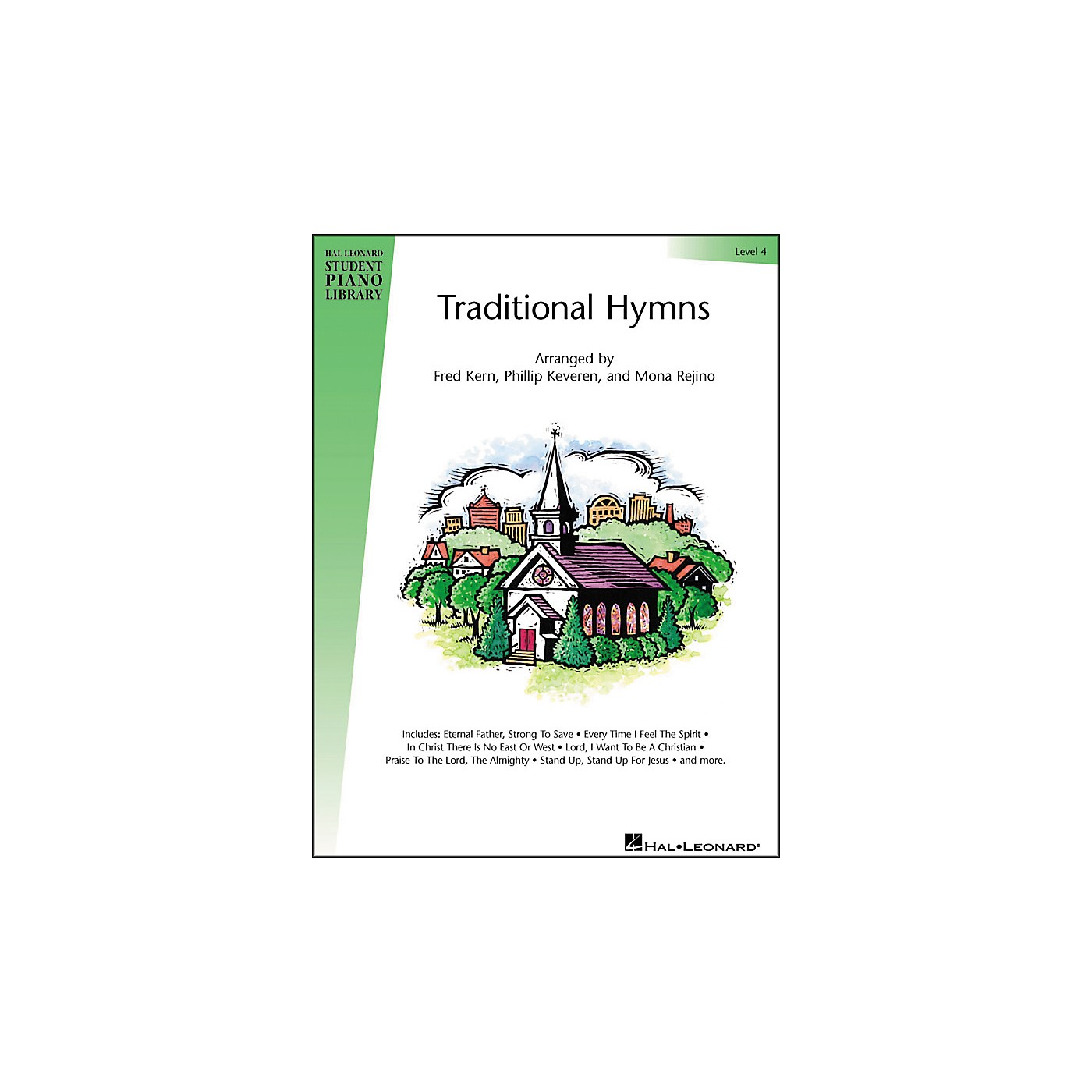 Hal Leonard Traditional Hymns Level 4 Hal Leonard Student Piano Library thumbnail