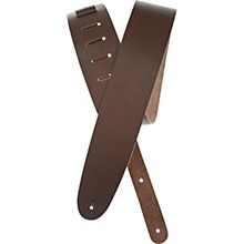 D'Addario Planet Waves Traditional Leather Guitar Strap