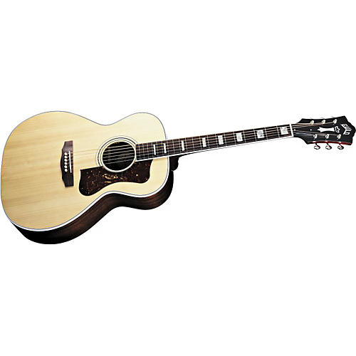 Guild Traditional Series F47R Grand Orchestra Acoustic-Electric Guitar with D-TAR thumbnail
