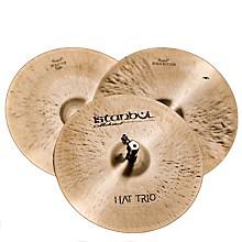 Istanbul Mehmet Traditional Series Hi-Hat Trio