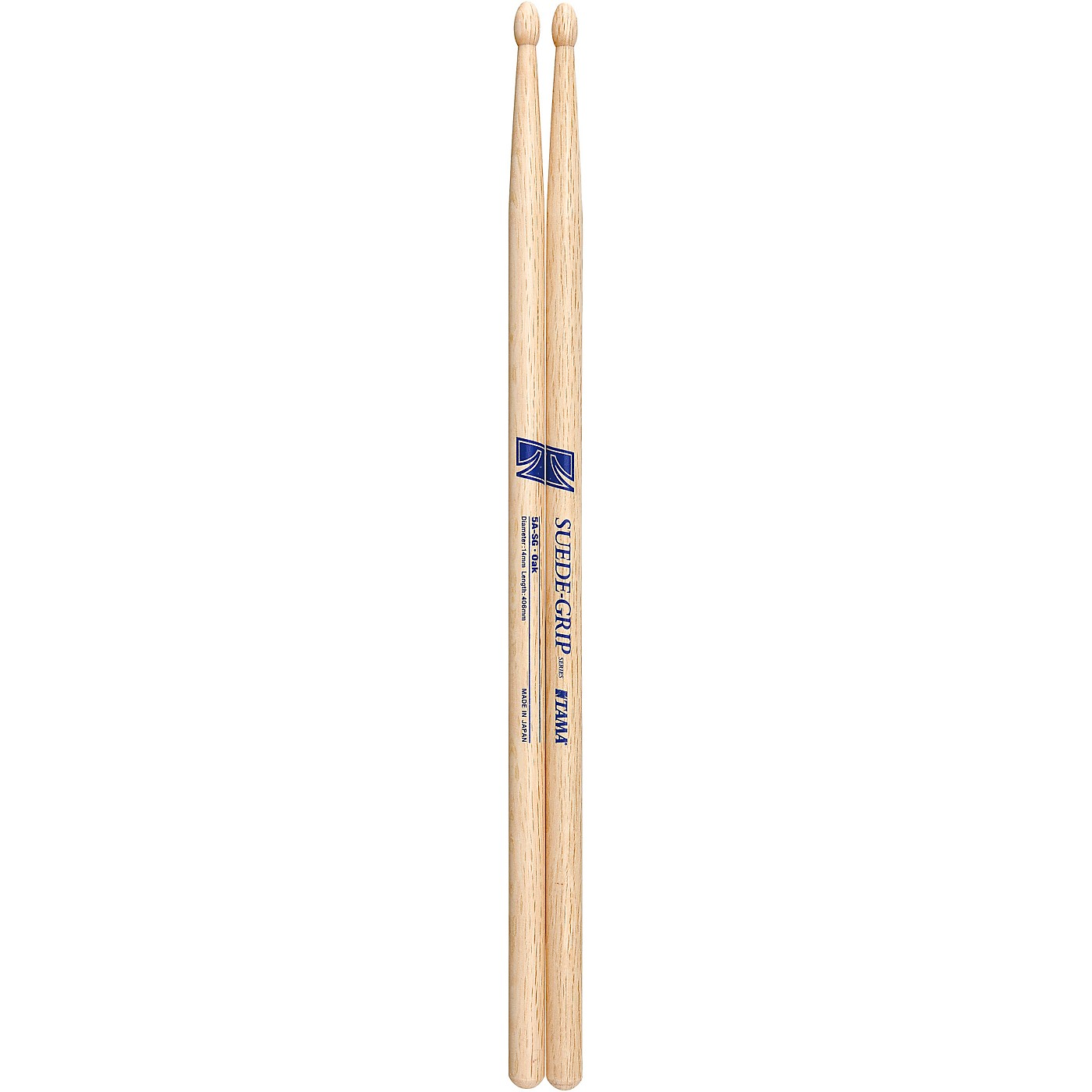 TAMA Traditional Series Oak Drumstick with Suede-Grip thumbnail
