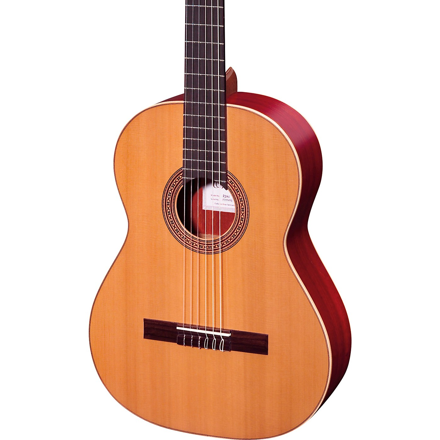Ortega Traditional Series R200L Classical Guitar thumbnail