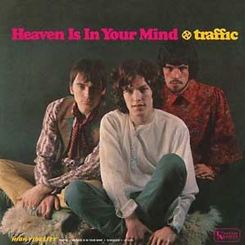 Alliance Traffic - Heaven Is In Your Mind/Mr. Fantasy [Mono Edition] thumbnail