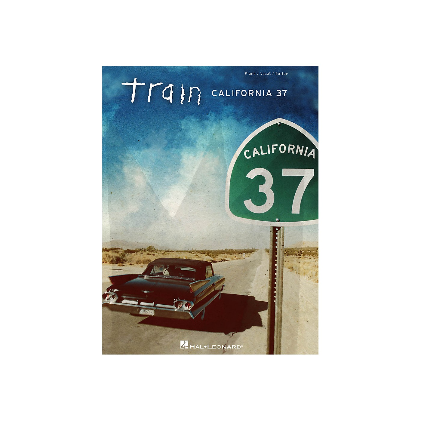 Hal Leonard Train - California 37 for Piano/Vocal/Guitar thumbnail