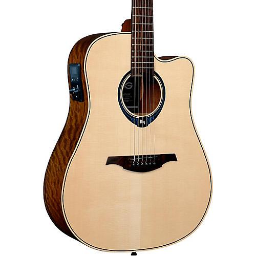 Lag Guitars Tramontane HyVibe THV20DCE Dreadnought Acoustic-Electric Smart Guitar thumbnail