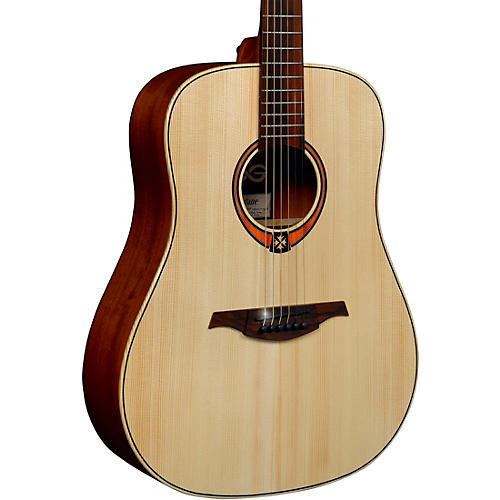 Lag Guitars Tramontane T70D Dreadnought Acoustic Guitar thumbnail