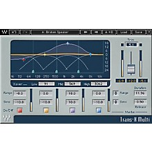 Waves Trans X Native/TDM/SG Software Download