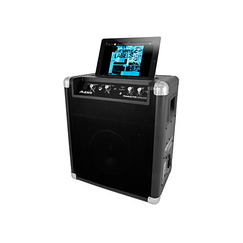 Alesis TransActive Portable Powered Bluetooth Speaker System thumbnail