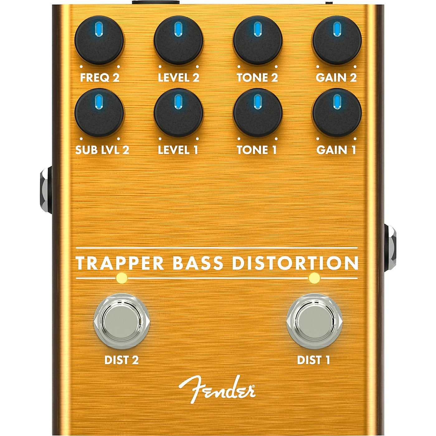 Fender Trapper Bass Distortion Effects Pedal thumbnail