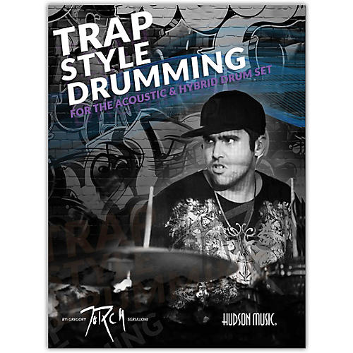Hudson Music Traps Style Drumming - Book with Online Video and Audio thumbnail