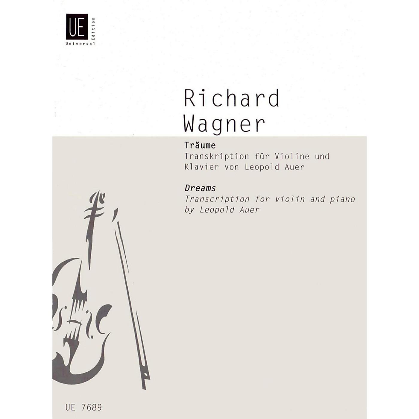 Carl Fischer Traume (Book + Sheet Music) thumbnail