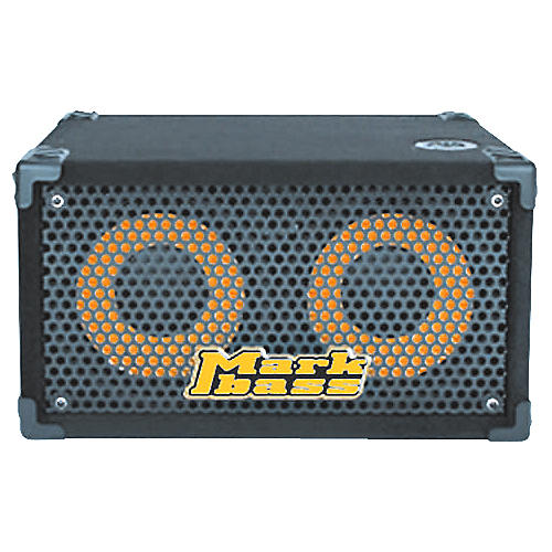 Markbass Traveler 102P Rear-Ported Compact 2x10 Bass Speaker Cabinet thumbnail