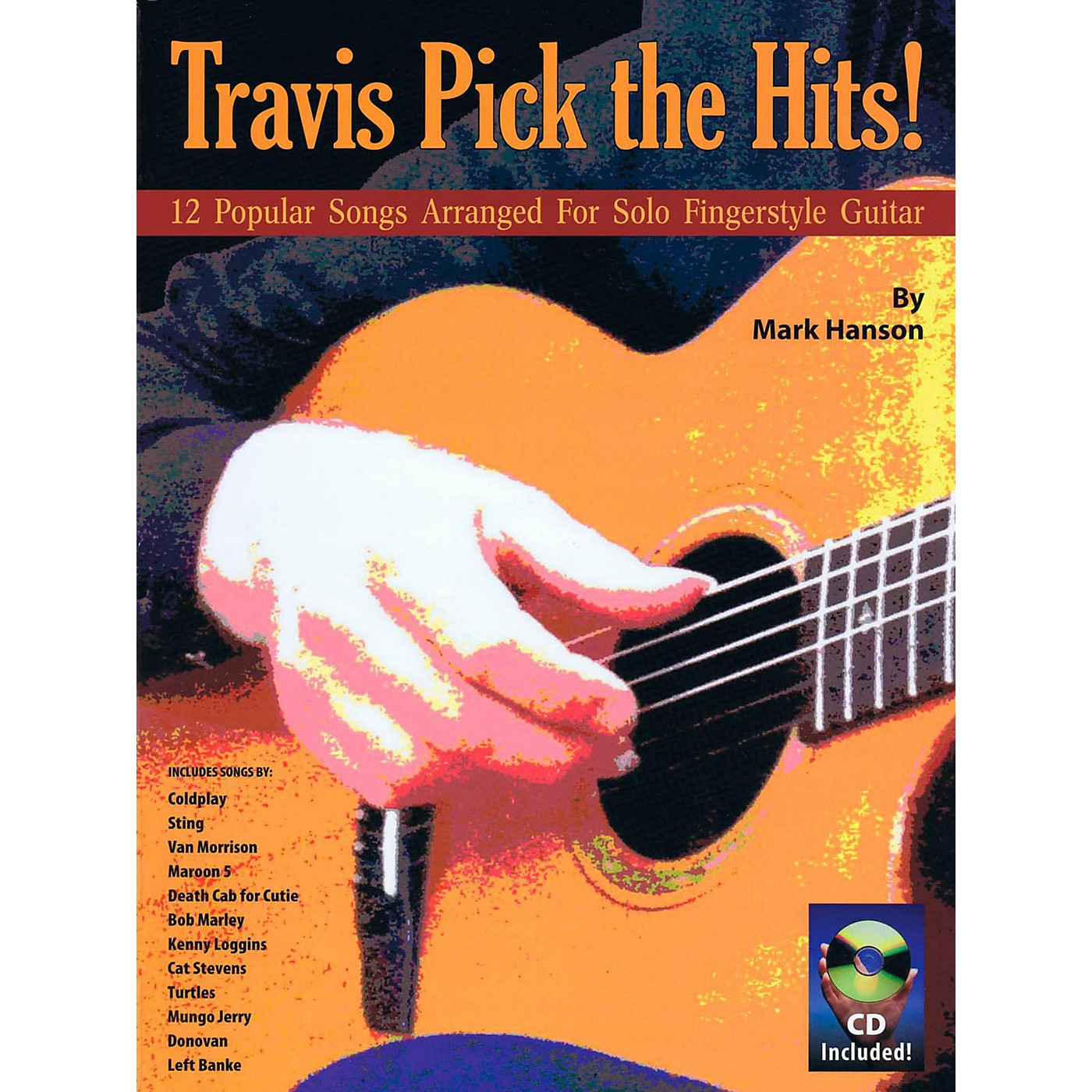 Music Sales Travis Pick The Hits!  (Book/CD) thumbnail