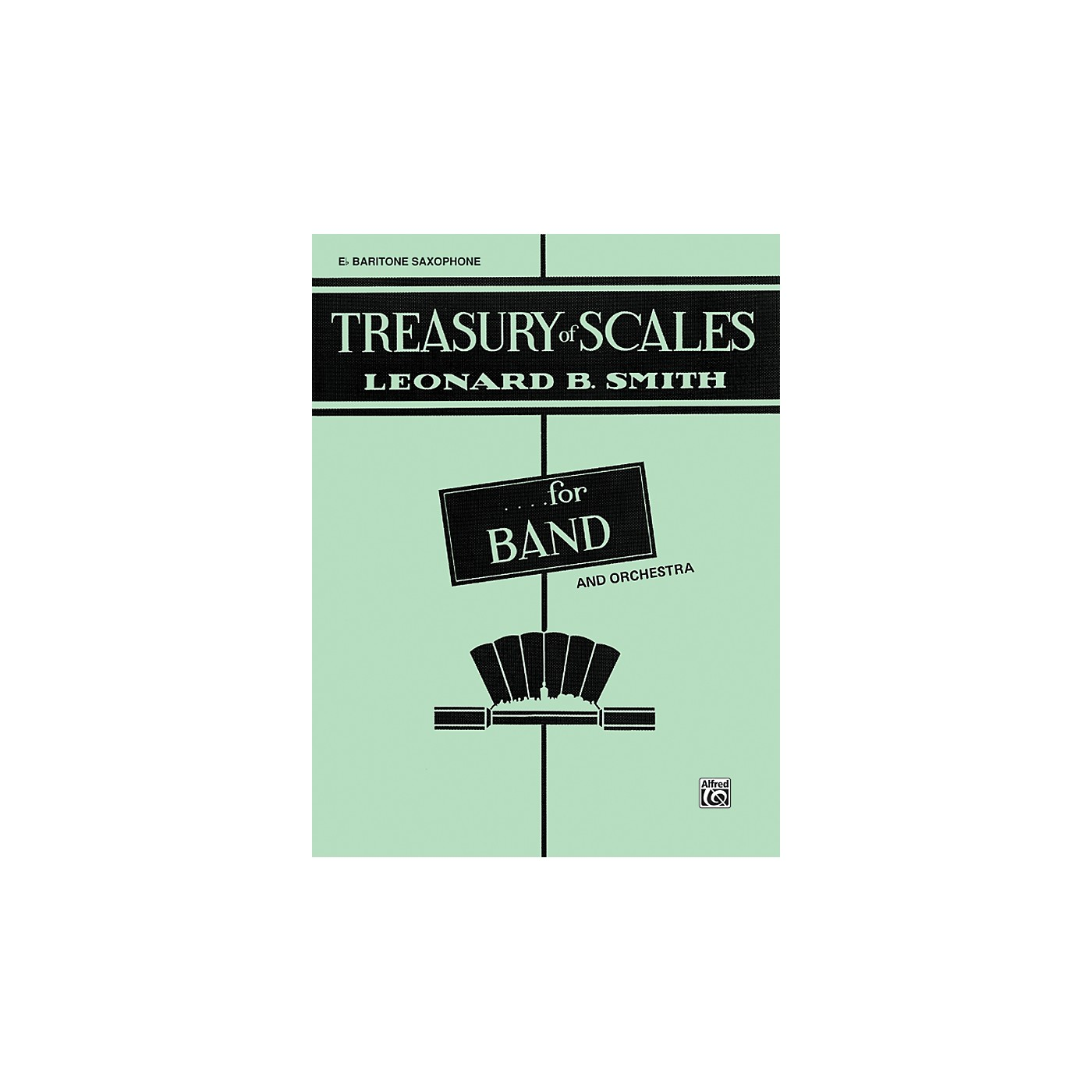 Alfred Treasury of Scales for Band and Orchestra 1st B-Flat Clarinet thumbnail
